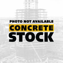 Concrete Stock Not Available