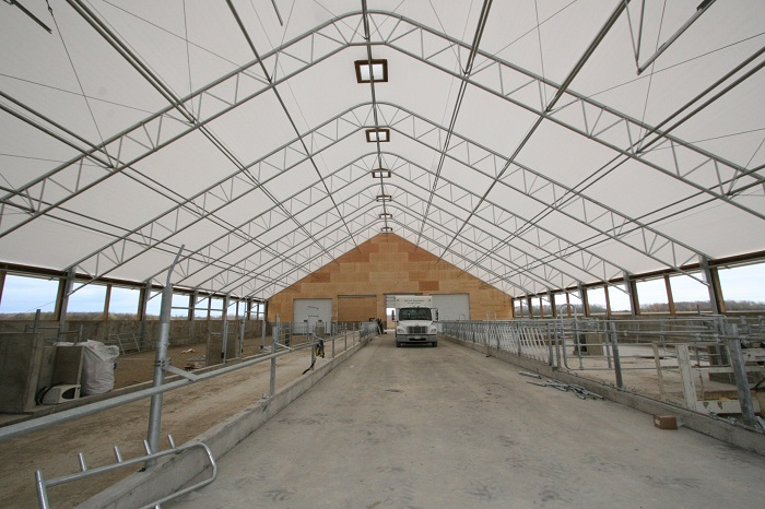 Epic building series concrete stock for Dairy barn plans