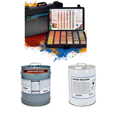 Chemicals and sealers
